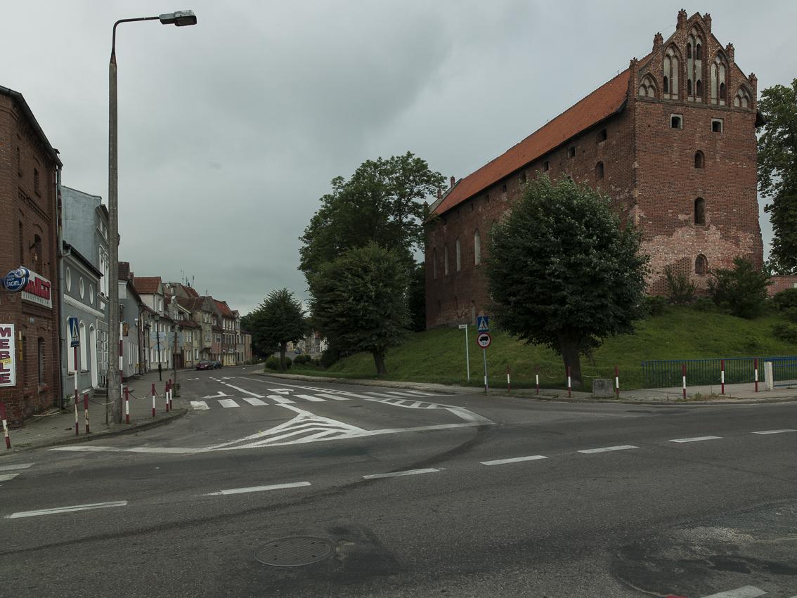 Ordensschloss Soldau